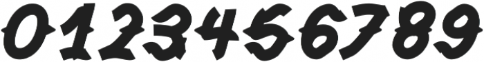 CHILD OF THE GRAVE Boldital otf (700) Font OTHER CHARS