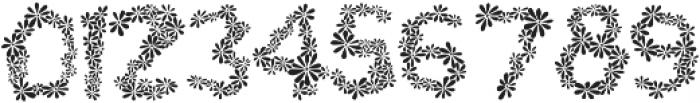 Cha otf (400) Font OTHER CHARS