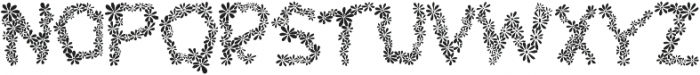 Cha otf (400) Font LOWERCASE