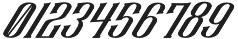 Chadlershire V2 Regular otf (400) Font OTHER CHARS