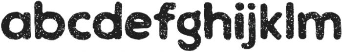 Chalif Press Bold otf (700) Font LOWERCASE
