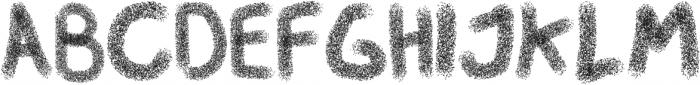 Chalk Thoelis otf (400) Font UPPERCASE