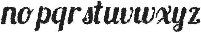Chalkboard otf (400) Font LOWERCASE