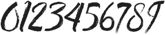 Chalker otf (400) Font OTHER CHARS