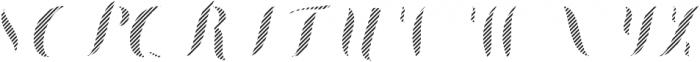 Chameleon Fill otf (400) Font UPPERCASE