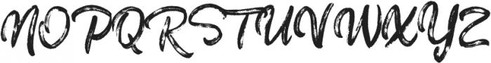 Chameleon-Regular otf (400) Font UPPERCASE