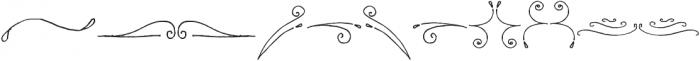 Chameleon Sketch Extra otf (400) Font LOWERCASE