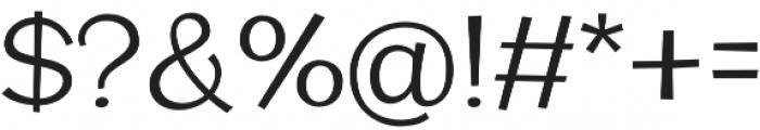 Champigna Light otf (300) Font OTHER CHARS