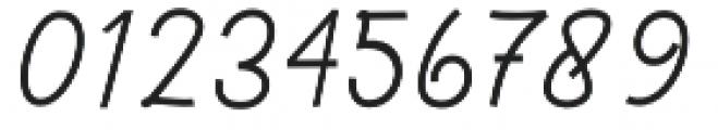 Chandelle Signatures Script Regular otf (400) Font OTHER CHARS