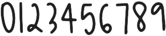 Chandler Print Regular otf (400) Font OTHER CHARS