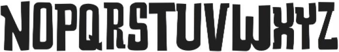 Changing otf (400) Font UPPERCASE
