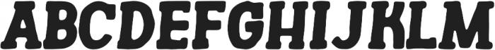 Channel Italic Italic otf (400) Font UPPERCASE
