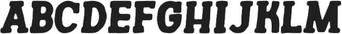 Channel Italic Italic otf (400) Font LOWERCASE