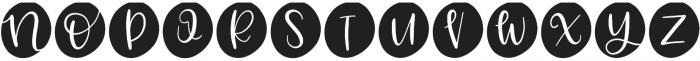 ChapelCLN Regular ttf (400) Font LOWERCASE
