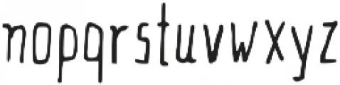 Chapman ttf (400) Font LOWERCASE