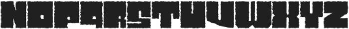 Characteristic otf (400) Font UPPERCASE