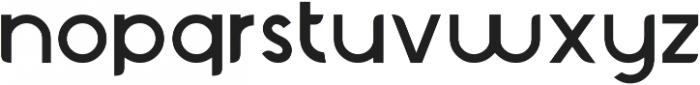 Chardy Medium otf (500) Font LOWERCASE