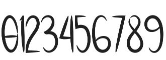Charletty otf (400) Font OTHER CHARS