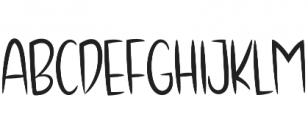 Charletty otf (400) Font UPPERCASE