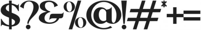 Charlotte William Serif otf (400) Font OTHER CHARS