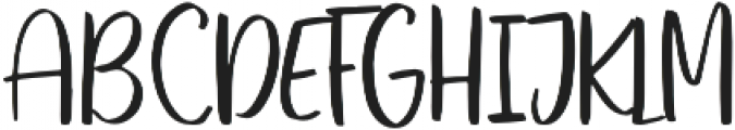 Charme otf (400) Font UPPERCASE