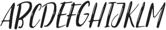 Charmel otf (400) Font UPPERCASE