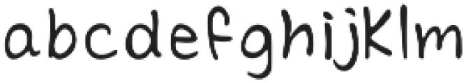 Charmie ttf (400) Font LOWERCASE