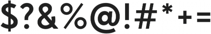 Charoe Bold otf (700) Font OTHER CHARS
