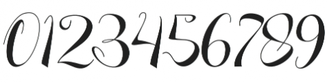 Chaster Script otf (400) Font OTHER CHARS