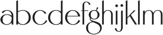Chatillon otf (400) Font LOWERCASE