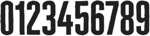 Cheddar Gothic Sans otf (400) Font OTHER CHARS
