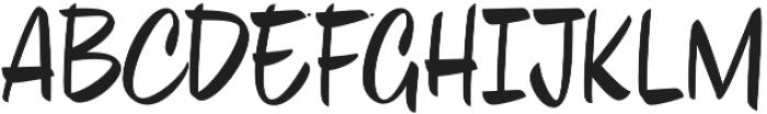 Chepina Script otf (400) Font UPPERCASE