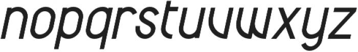 Cherise  Bold Italic otf (700) Font LOWERCASE