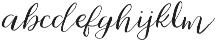 Cherokee Rose t otf (400) Font LOWERCASE
