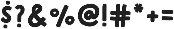 Cherry Bold otf (700) Font OTHER CHARS