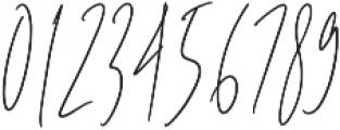 Cherrydorry Regular otf (400) Font OTHER CHARS