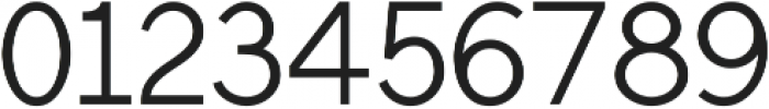 Chester Sans ttf (300) Font OTHER CHARS
