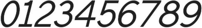 Chester Sans ttf (400) Font OTHER CHARS