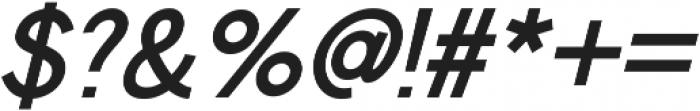 Chester Sans ttf (500) Font OTHER CHARS