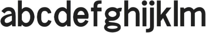 Chester Sans ttf (600) Font LOWERCASE