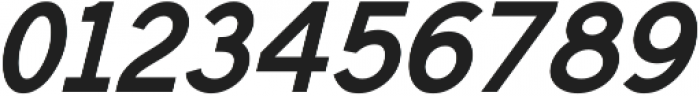 Chester Sans ttf (700) Font OTHER CHARS