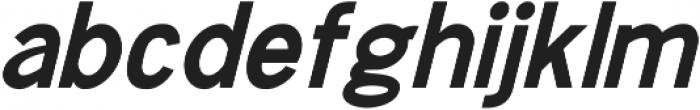 Chester Sans ttf (700) Font LOWERCASE