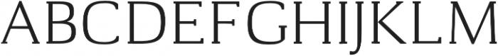 Cheston otf (400) Font UPPERCASE