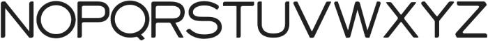 Chestuh sans otf (400) Font LOWERCASE