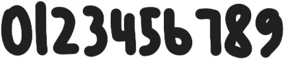 Chik Pik Bold otf (700) Font OTHER CHARS