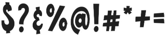 Childish Regular otf (400) Font OTHER CHARS
