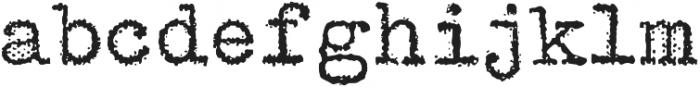 Chinaski otf (400) Font LOWERCASE