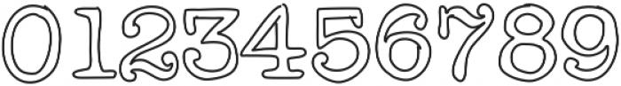 Chispa ttf (400) Font OTHER CHARS