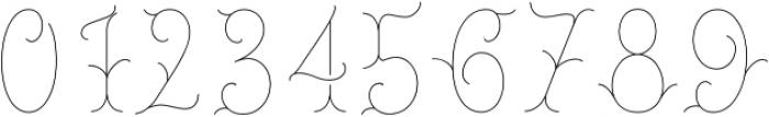 Chivels-Alt Inner ttf (400) Font OTHER CHARS