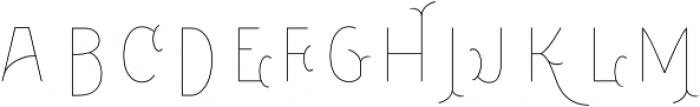 Chivels-Alt Inner ttf (400) Font LOWERCASE
